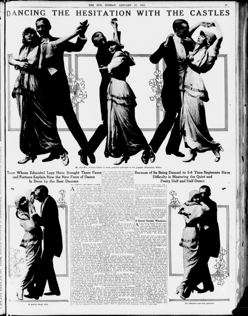 The sun., January 17, 1915, FOURTH SECTION PICTORIAL MAGAZINE, Page 13, Image 47