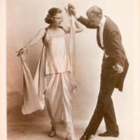 Images of the Castles Dancing the Gavotte, 1912