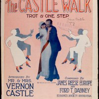 """The Castle Walk"" - Sheet Music and Recording"