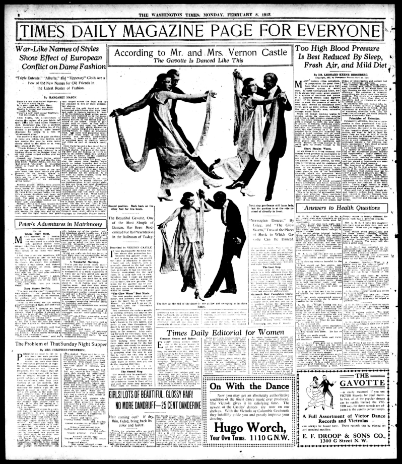 The Washington times., February 08, 1915, HOME EDITION, Page 8, Image 8