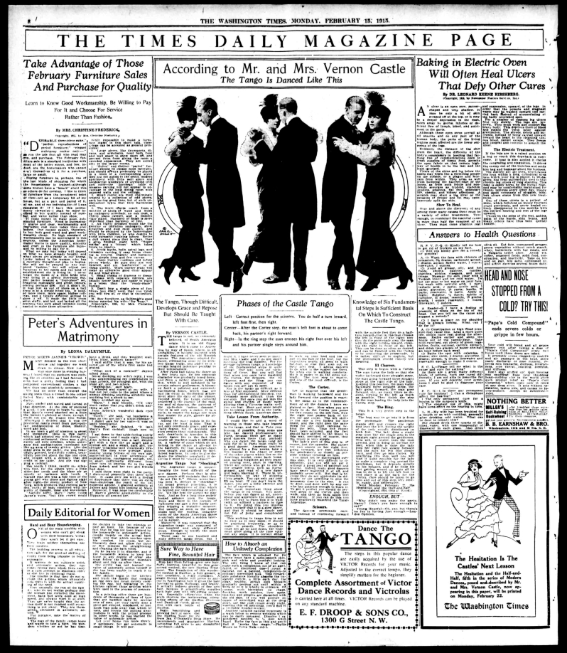 The Washington times., February 15, 1915, HOME EDITION, Page 8, Image 8
