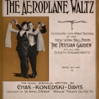 The Aeroplane Waltz: Joan Sawyer's New Dance Creation