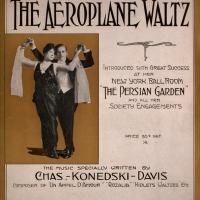 The Aeroplane Waltz: Joan Sawyer's New Dance Creation