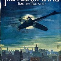 Various Ragtime Era Compositions with an Aeroplane Theme