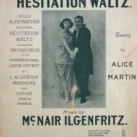 Alice Martin's Original Hesitation Waltz