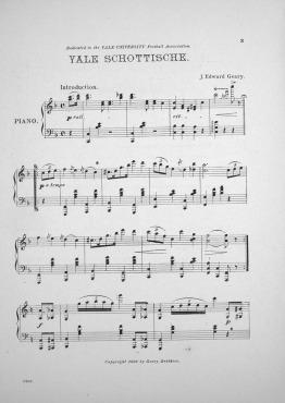 Yale Schottische Page 3