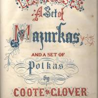 Les Russes: a Set of Mazurkas and a Set of Polkas by Coote and Clover