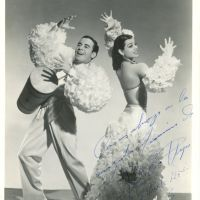 Outtakes of Raúl and Eva Reyes Dancing the Rumba in 1934