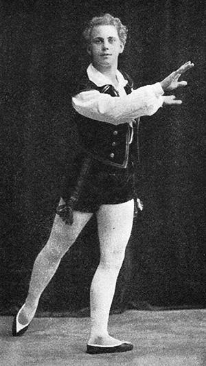 Oscar Tropp, circa 1907