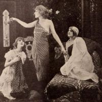 "The Dolly Sisters describe the ""Dolly Waltz"", 1916"